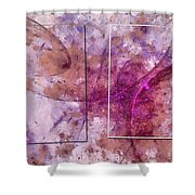 Arose Specter  Id 16098-011801-17383 Shower Curtain