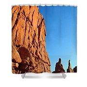 Around Bryce Canyon Shower Curtain