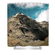 Around Holy Kailas Himalayas Tibet Yantra.lv Shower Curtain