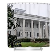 Arrival Of Spring At Greenwood Shower Curtain