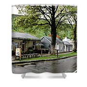 Arrowtown, New Zealand Shower Curtain