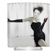 Go In? Shower Curtain