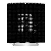 Art Art 2  Shower Curtain by Robert Thalmeier