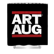 Art Aug Shower Curtain