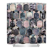 Art Deco Dream 1 Shower Curtain
