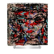 Art Effects Shower Curtain
