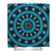 Art In Motion Shower Curtain