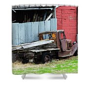 Art Of Aging 8 Shower Curtain