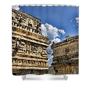 Art Of Architecture Shower Curtain
