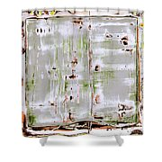 Art Print California 06 Shower Curtain