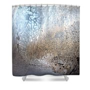 Art Print Galaxy 11 Shower Curtain by Harry Gruenert