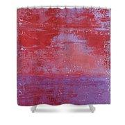 Art Print Redwall 4 Shower Curtain