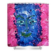 Art Therapy 233 Shower Curtain