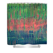 Art Therapy 26th April 2016 Shower Curtain