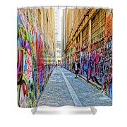 Artalley Shower Curtain
