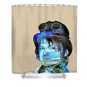 Artful Dodger Shower Curtain