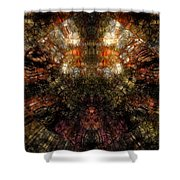 Artifact Shower Curtain