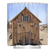 Artist Dune Shack Cape Cod Shower Curtain