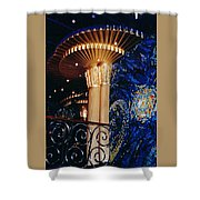 Artistic Cruise Shower Curtain