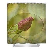 Artistic Hibiscus 2015-1 Shower Curtain