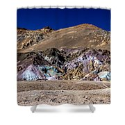 Artists Pallete Shower Curtain