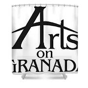 Arts On Granada Shower Curtain