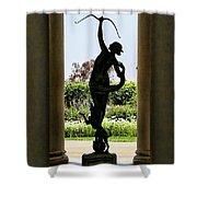 Arts Sculpture California Museum   Shower Curtain