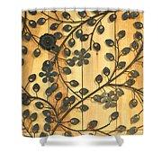 Artsy Fartsy - 8 - In Full Bloom  Shower Curtain
