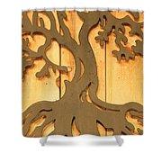 Artsy Fartsy - 9 - Tree Of Life  Shower Curtain