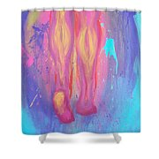 Artwalk Shower Curtain