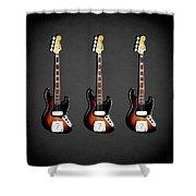Fender Jazzbass 74 Shower Curtain