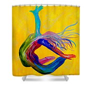 Unmerited Favor Shower Curtain