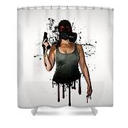 Bellatrix Shower Curtain
