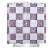 Roman - Passion Shower Curtain