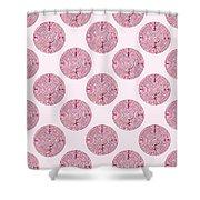 Shepherd's Race - Rose Shower Curtain