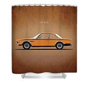Bmw Csl 1972 Shower Curtain