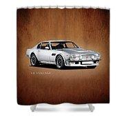 V8 Vantage Shower Curtain