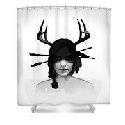 The Volva Shower Curtain