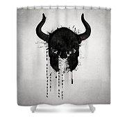 Northmen Shower Curtain