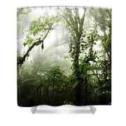 Cloud Forest Shower Curtain