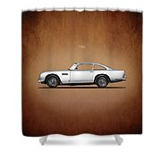 The Aston Martin Db5 Shower Curtain