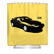 928 Shower Curtain