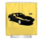 928 Shower Curtain