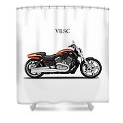 Harley Davidson Motorcycles. More Bike Collections. View All Collections.  Bike Rack Shower Curtain