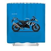 Suzuki Gsx R1000 Shower Curtain