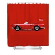 The Maserati 3500 Shower Curtain