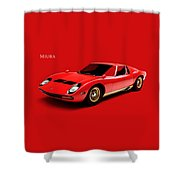 Miura Shower Curtain