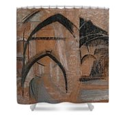 Arches Shower Curtain