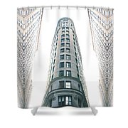Nyc Trip Shower Curtain