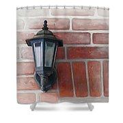 Lantern Shower Curtain by Ivana Westin